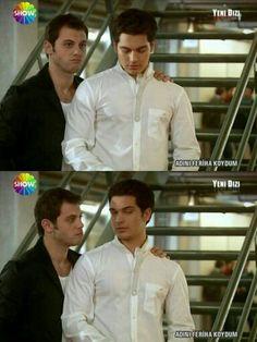 Koray and Emir