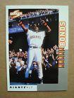 1998 Barry Bonds Score Baseball Card # RT10 San Francisco Giants NM