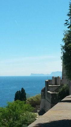 Castello di Baia #Napoli #skyline #view  una splendida giornata