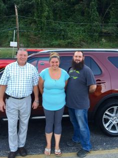 Mike Cobb & the rest of the Turnpike Ford Family wish to thank Jarrod Hager for his business. 😉👍