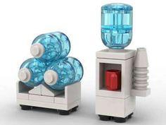 Legos, Easy Lego Creations, Lego Super Mario, Lego Furniture, Lego Creative, Micro Lego, Lego Club, Tools And Toys, Lego Craft