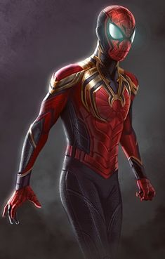Spider-Man, Wakanda Suit
