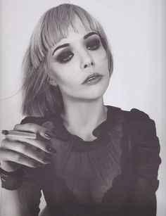 Alice Glass from Crystal Castles in PULP Magazine
