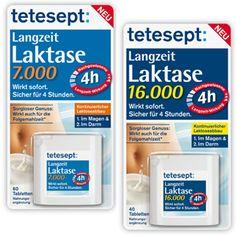 Produkttest: Die neue tetesept Langzeit Laktase - wirkt sofort und für 4 Stunden! -Konsumgöttinnnen testen