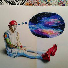 Josh Dun |-/ Clique Art.