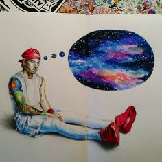 Josh Dun  -/ Clique Art.