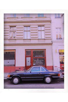 Mercedes Benz SL 350 Copyright: Katja Sonnewend
