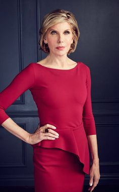Diane's ready to fight from The Good Fight First Look: Return to the World of The Good Wife Christine Baranski headlines the new CBS All Access series
