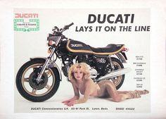 1980: Ducati Darmah 900