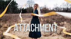 Photoshoot with a Gold Ribbon - Creating 'Attachment' Self Portrait