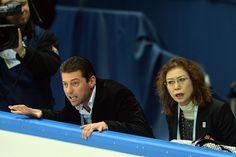 歌子先生とモロがシンクロwww                 4Tの着氷で引っかかった所と、ステップの途中で引っ ...