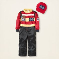 race car driver costume 21