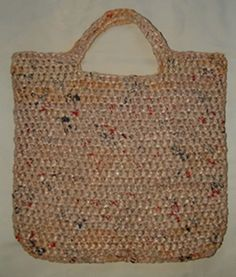 The Ultimate Plastic Grocery Bag - Pattern <3
