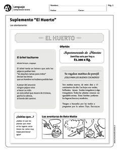 """Suplemento """"El Huerto"""""""
