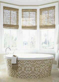 Woven Window Shades