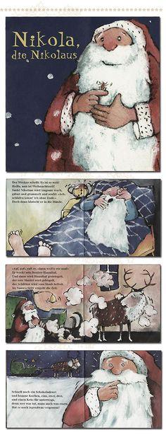 Nun ist die Zeit wie im Fluge vergangen – schon ist Heilig Abend! Heute möchte ich euch eine kleine weihnachtliche Geschichte zeigen, die...
