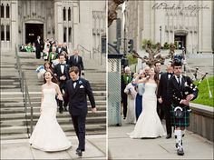 Wedding at Grace Cathedral | Sandra + Jay