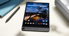 thinnest tablet from Dell seems that following the new design language for thinner bezels