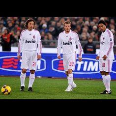 Free kick takers - AC Milan