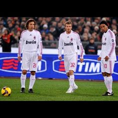 Free kick takers - AC Milan