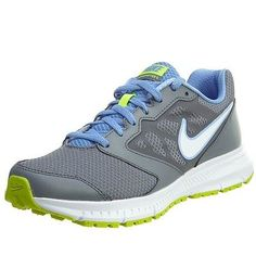Nike Downshifter 6 Womens 684765-021 Grey Volt Running Training Shoes Size 6.5
