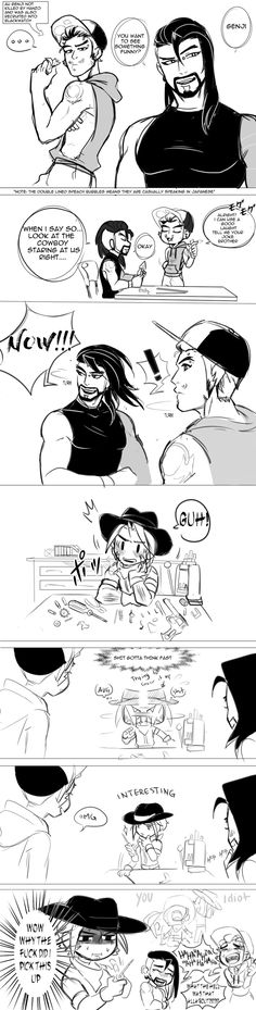 Post with 13914 views. I prepared this for Emiya Alter's release but forgot to post it so have this late meme Overwatch Hanzo, Overwatch Comic, Overwatch Memes, Ed And Eddy, Ed Edd N Eddy, Kevedd, Merida, Shimada Brothers, Du Dudu E Edu
