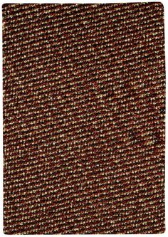 Pebbles Cranberry Rug -- Add a splash of red to the room with a colorful blend of cranberry, oatmeal, chocolate and indigo. || furniture.cort.com