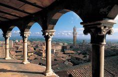 Siena, province of Siena, Tuscany region Italy I want to live here
