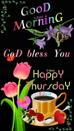 Good Morning Smiley, Good Morning Thursday, Happy Thursday, Morning Love Quotes, God Bless You, Are You Happy, Blessed