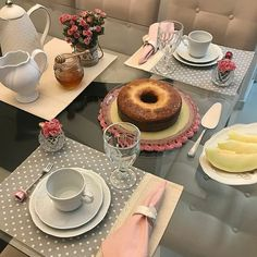 Dining Decor, Dinning Table, Decoration Table, Welcome Table, Table Set Up, Tea Service, Cushions On Sofa, Tablescapes, Table Settings