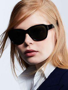 Large Overlay Sunglasses - Ralph Lauren Sunglasses - RalphLauren.com