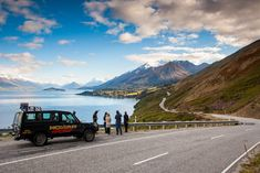 Combine off-road adventure with Middle-earth magic with a Nomads Safari in Queenstown. Visit New Zealand, Air New Zealand, New Zealand Travel, Driving In New Zealand, New Zealand Landscape, Destinations, Off Road Adventure, Fjord, Travel Activities