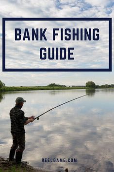 This guide will show you basic and advanced tips and tricks on how to be a successful bank angler. We'll be covering mainly freshwater bank fishing for bass and panfish. Although many of the tactics here can be applied to other types of fishing. Crappie Fishing Tips, Bass Fishing Tips, Fishing Guide, Sport Fishing, Gone Fishing, Best Fishing, Fishing Tricks, Fishing Rods, Carp Fishing