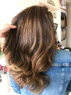 Caramel highlifts Caramel, Long Hair Styles, Beauty, Sticky Toffee, Candy, Long Hairstyle, Long Haircuts, Long Hair Cuts, Beauty Illustration