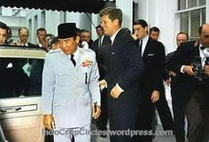 Soekarno, JFK, and history