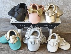 Baby Mocassins 76% off retail!