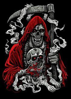 Red Reaper by HenRyZoel