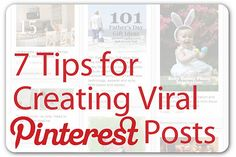 7 proven ways to create viral Pinterest posts | Articles | Home