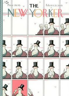 The New Yorker - Chris Ware 2005