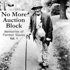 """Former Slave, FOUNTAIN HUGHES, of Charlottesville, Virginia, born 1848, and interviewed by Hermond Norwood, in Baltimore, Maryland, June 11, 1949.  Excerpt: """"My name is Fountain Hughes. I was born in Charlottesville, Virginia. My grandfather belong to Thomas Jefferson. My grandfather was a hundred and fifteen years old when he died. And now I am one hundred and, and one year old."""""""