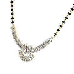 The Zaharah Diamond Mangalsutra