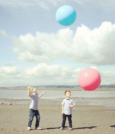 8 Exciting Gender Reveal Ideas - Love this one if there is a baby 3