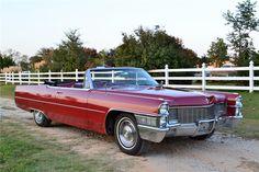 1965 DeVille convertible… in Crimson General Motors, Vintage Cars, Antique Cars, Convertible, Chevrolet Dealership, Cadillac Eldorado, Cadillac Ct6, Motorcycle Trailer, American Motors