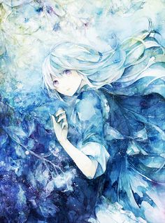 Mary Kozakura | Kagerou Project Artwork by カイテー (click on the photo to visit the source!)