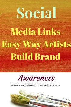 Displaying social media links for your audience to…Edit description