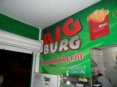Eu recomendo Big Burg Sanduicheria- Cidade Jardim, #Goiânia, #Goiás, #Brasil