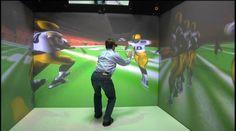 La realtà virtuale ti porta nei panni dei campioni http://www.sapereweb.it/la-realta-virtuale-ti-porta-nei-panni-dei-campioni/         Dalla scorsa settimana i Dallas Cowboys sono il primo team NFL ad aver scelto la realtà virtuale per allenarsi. Non è cosa da poco se si considera anche che il loro head coach, Jason Garrett, èuno che in famiglia siede a tavola con un talent scout e altri due...