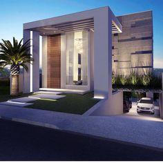 Islamic Architecture Home Design Villa Design, Modern House Design, Facade Architecture, Contemporary Architecture, Contemporary Decor, Contemporary Apartment, Contemporary Wallpaper, Contemporary Chandelier, Islamic Architecture