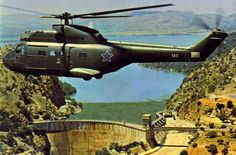 Puma No. 140 in 1975 South African Air Force, War Image, Defence Force, Tactical Survival, Air Show, Military Aircraft, Airplanes, Fighter Jets, Cool Photos