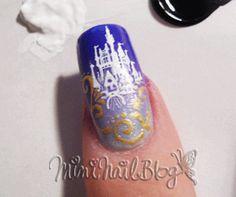 Disney nails!